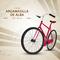 Argamasilla de Alba en Bici