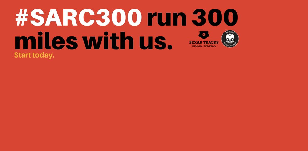SARC300 Mile Challenge