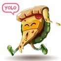 Turtle Pizza Run
