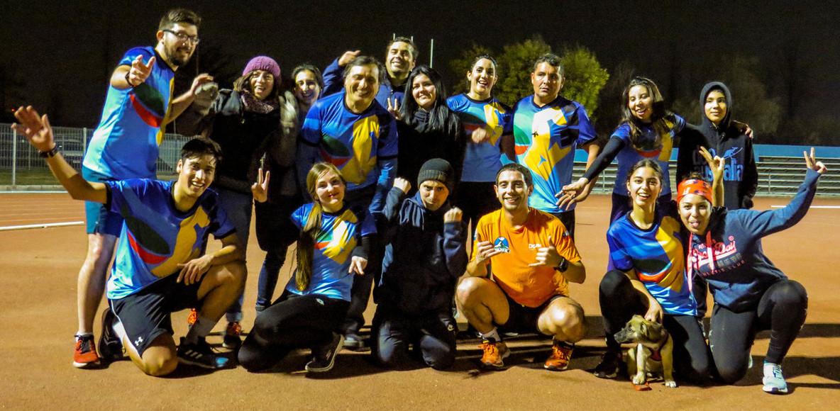 Auca Runners