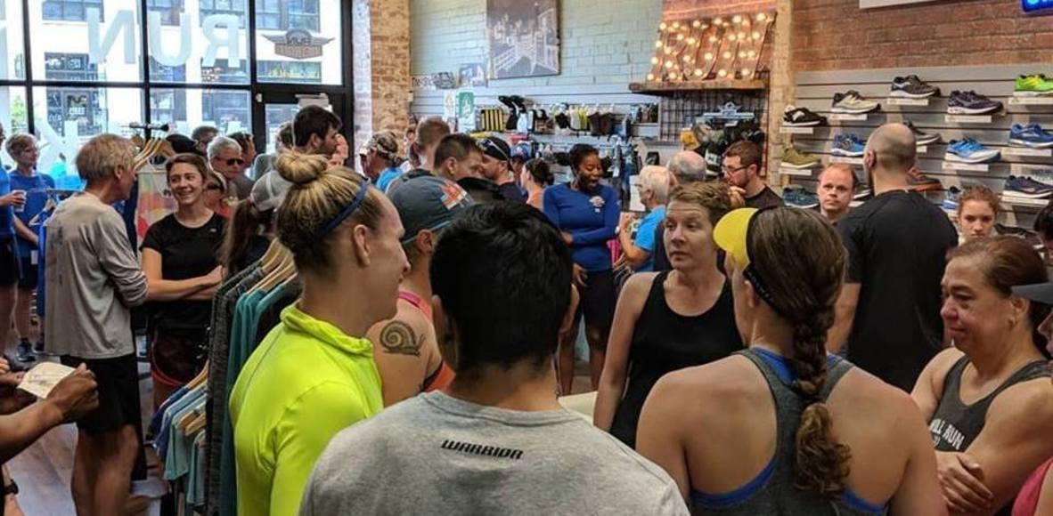 RUNdetroit Saturday Run Group