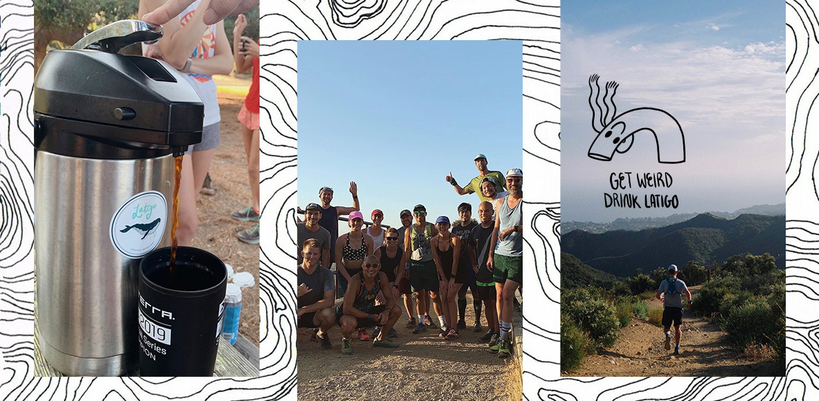 The Latigo Trail Runner's Society