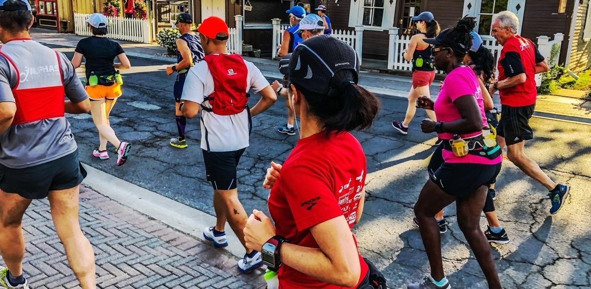 Alphas Run Crew - Where Runners Outperform