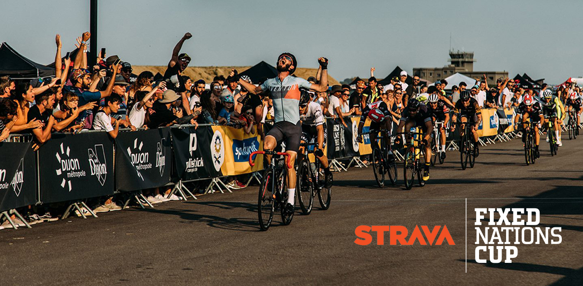 Strava Fixed Nations Cup Club