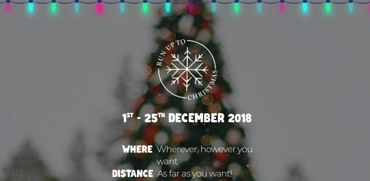 Run up to Christmas 2018