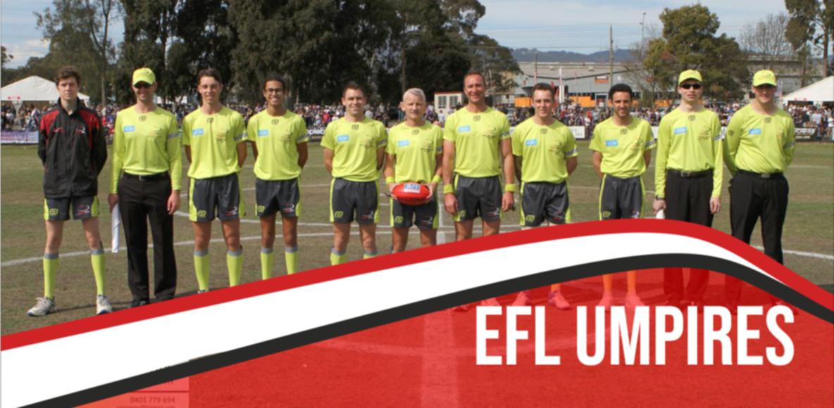 EFL Umpires