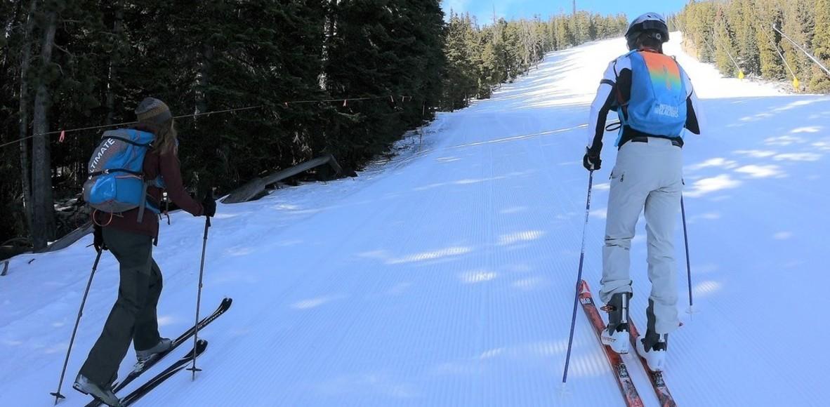 Eldora Uphill