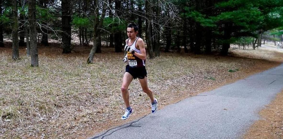 Khan Running