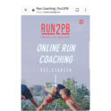 Run2PB Online Coaching