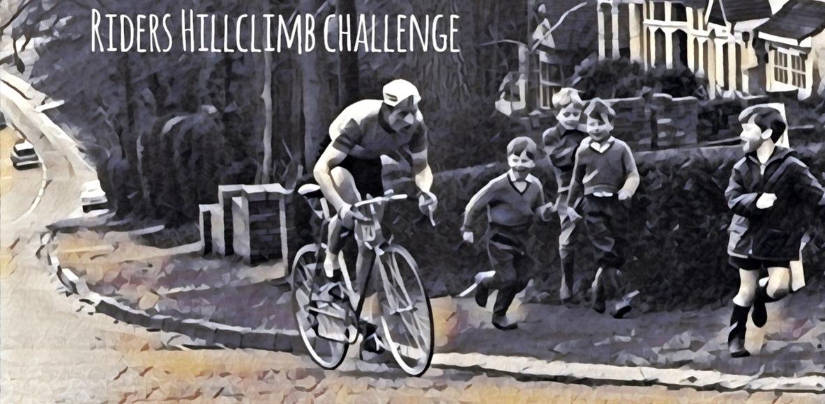 RIDERS 2019 HILLCLIMB CHALLENGE