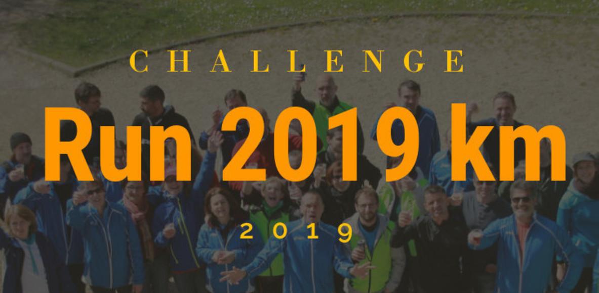 2019 km in 2019