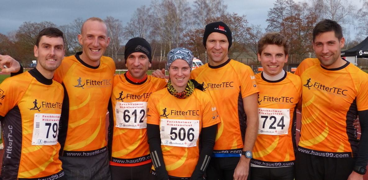 Team FitterTEC - Running