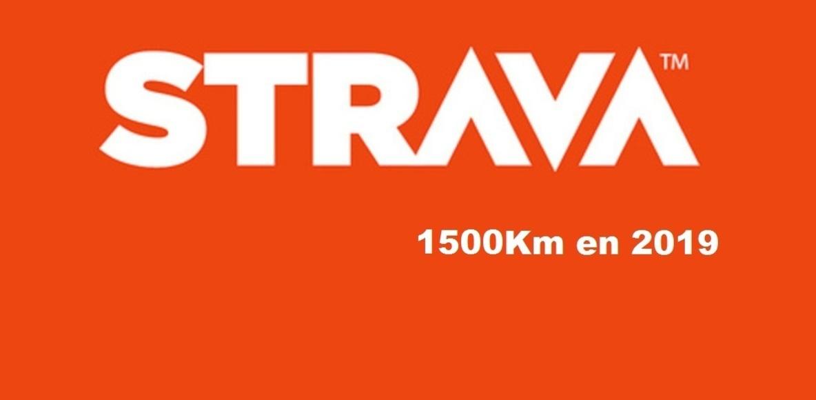 1500 km en 2019