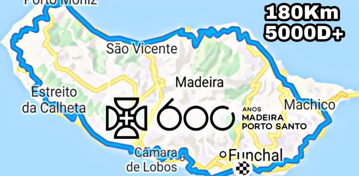 Resultado de imagem para 2ª #SantaVolta à Ilha 180km/5000D+