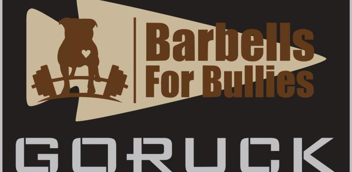 Barbells For Bullies - Ruck Your Balls Off