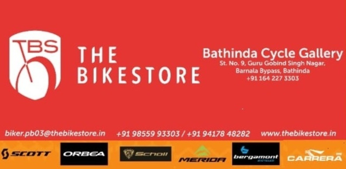 The Bike Store, Bathinda