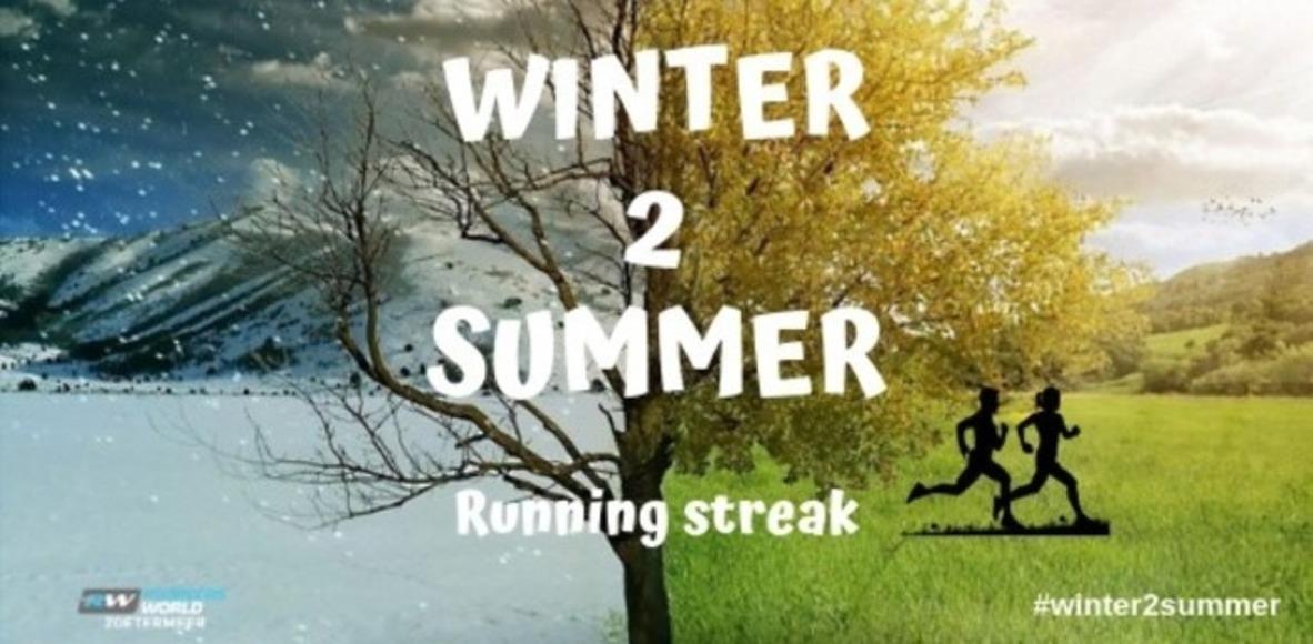 Runnersworld Winter2Summer Run