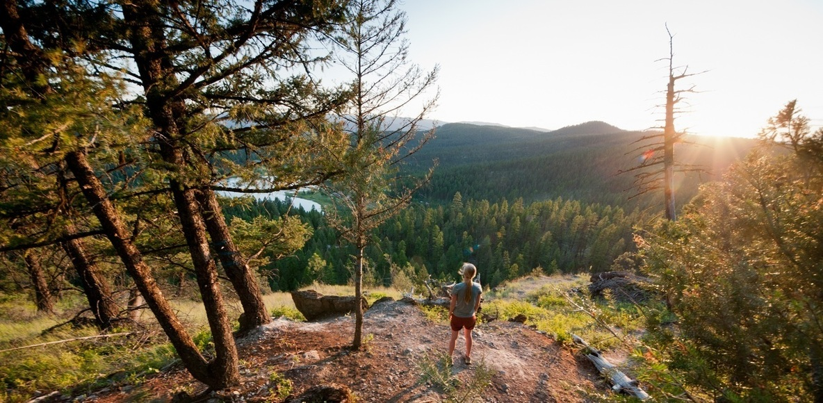 Whitefish Trail - Hit the Trail Challenge!