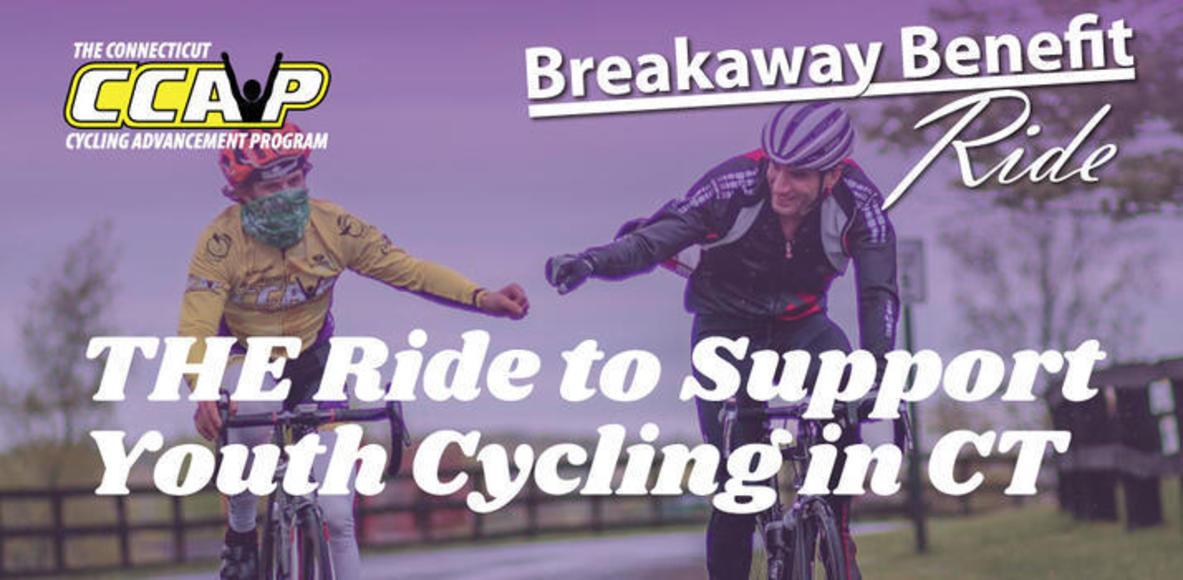 CCAP 2019 Breakaway Benefit Ride