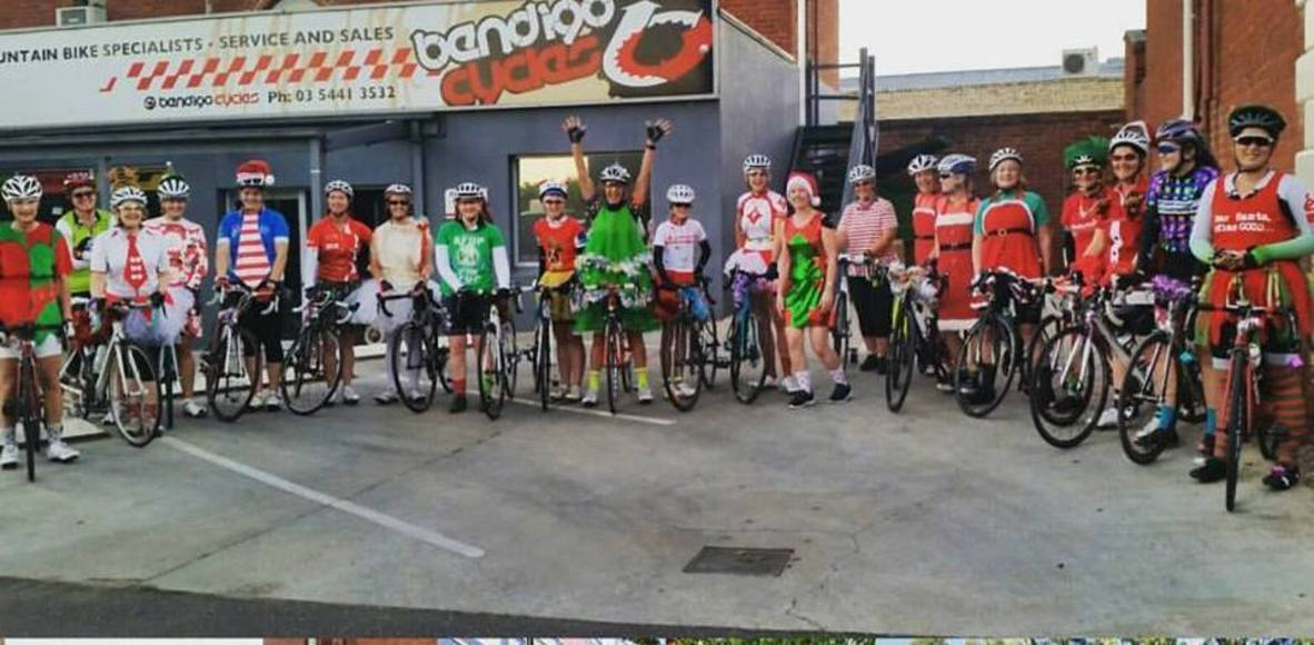 Thursday Joyriders Womens Cycling Group