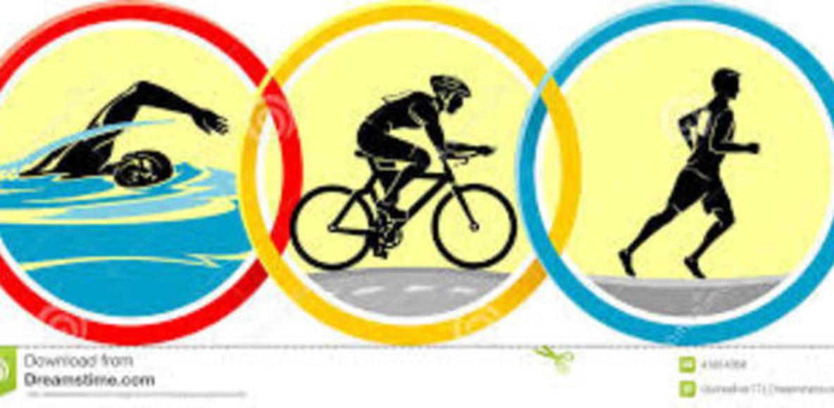 Ciclismo, Corrida, Natação - MT