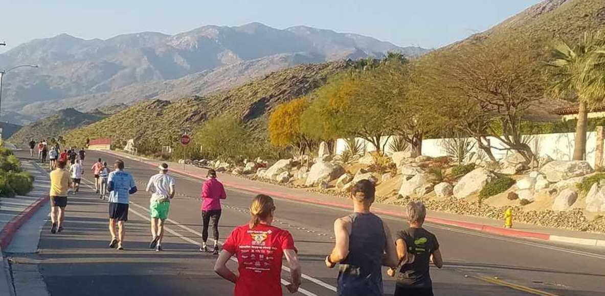 Palm Springs Front Runners