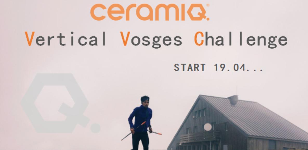 Ceramiq Vertical Vosges Challenge