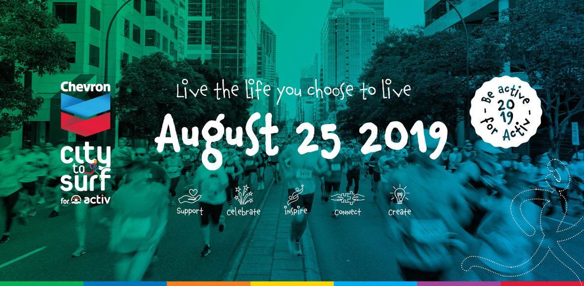 2019 Chevron Perth City to Surf for Activ (OFFICIAL)