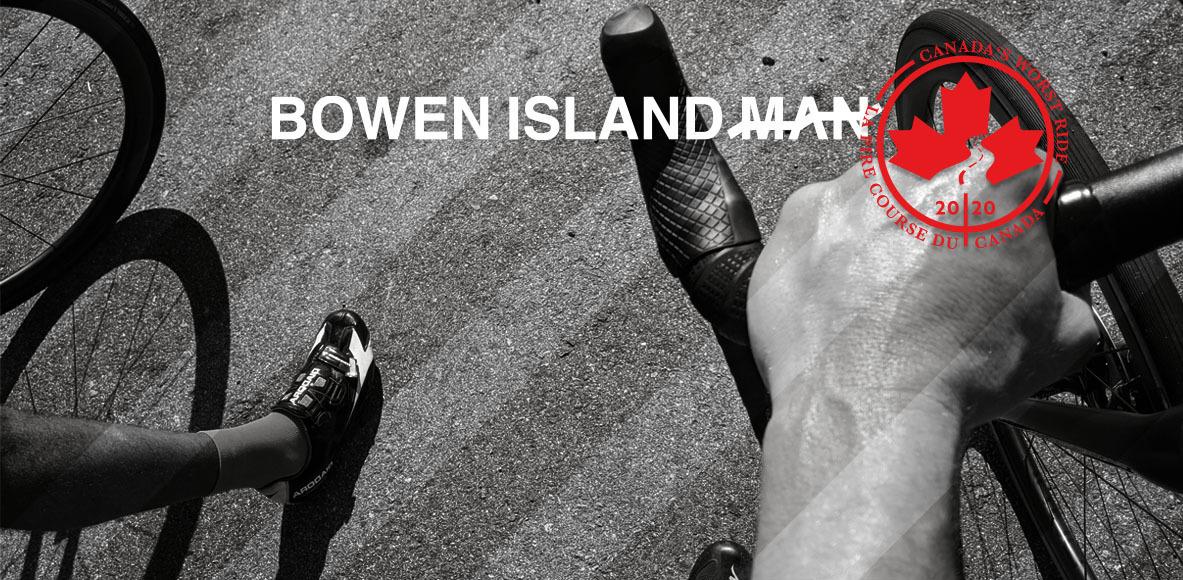 Bowen Island Man