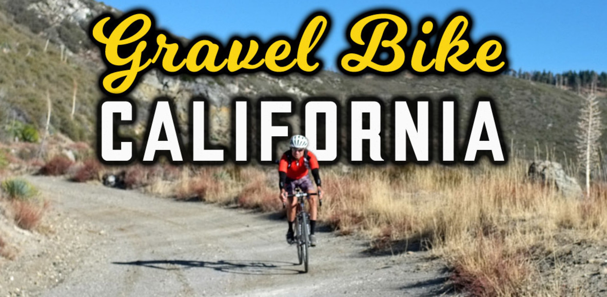 Gravel Bike California