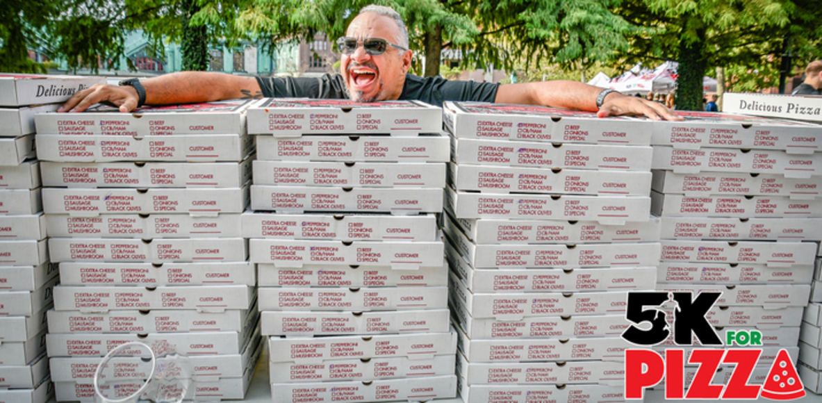 5K for Pizza