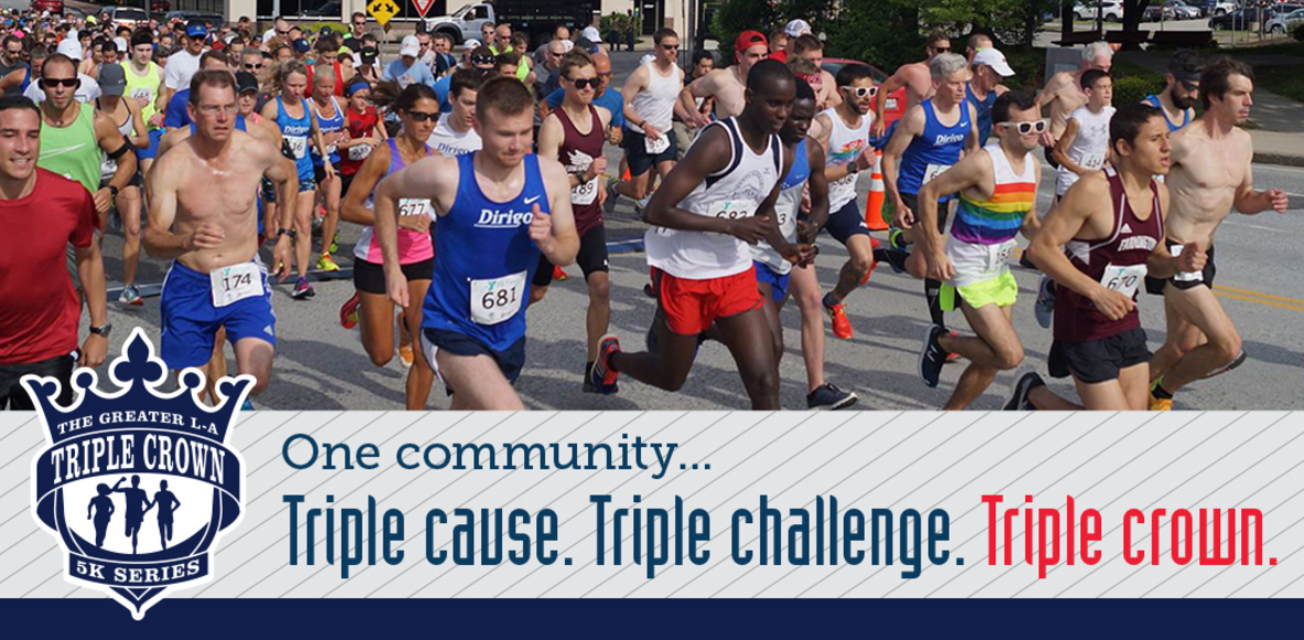 LA Triple Crown 5K Race Series