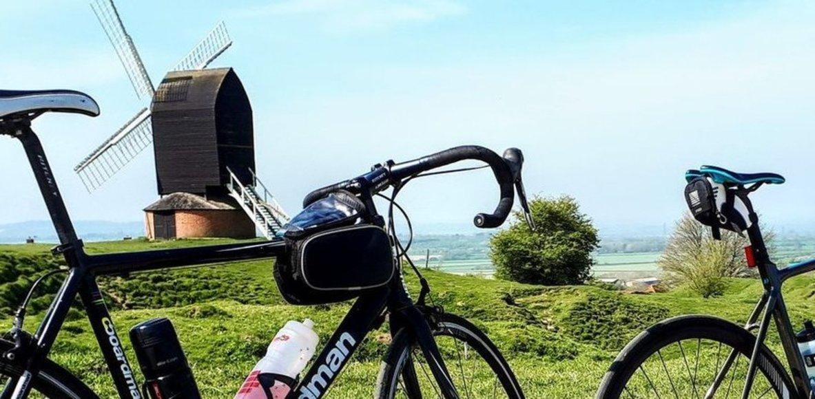 Brookes Active cycling