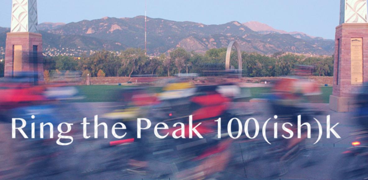 Ring the Peak 100(ish)k