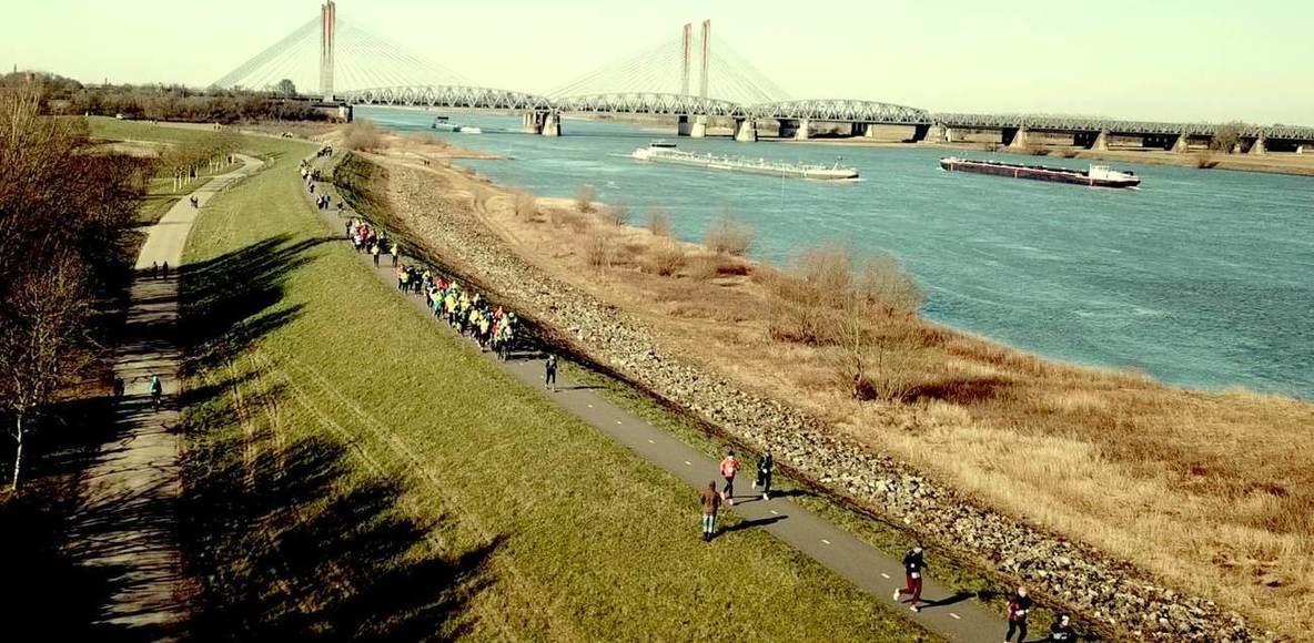 Two Rivers Marathon Runners