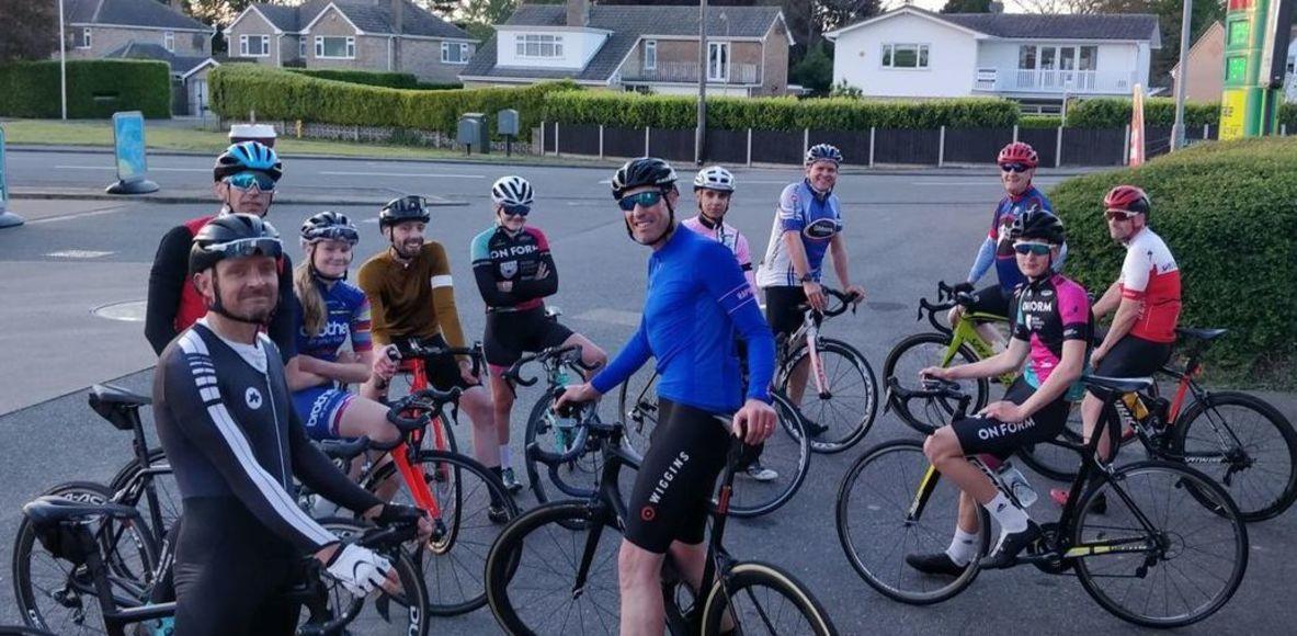 SPALDING CYCLING CLUB