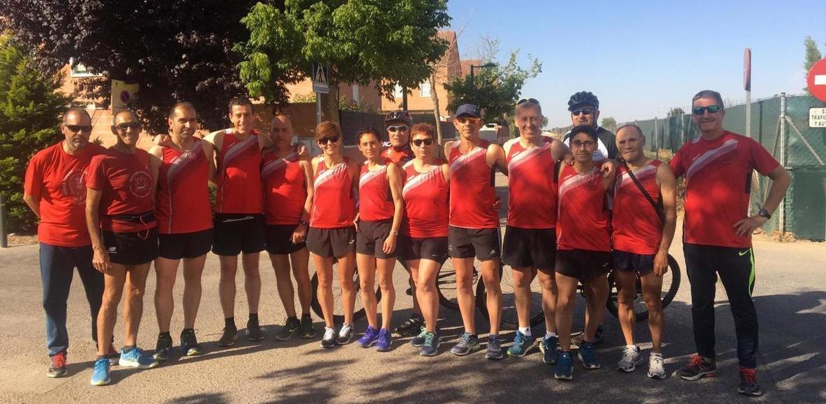 Club de Atletismo Alovera