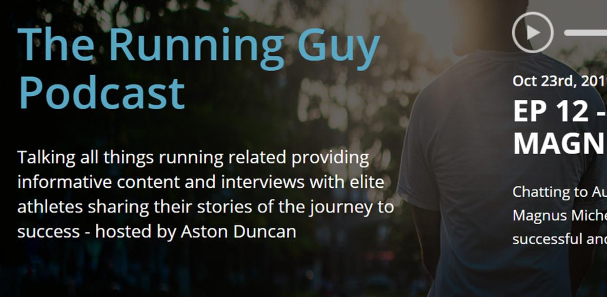 The Running Guy Podcast