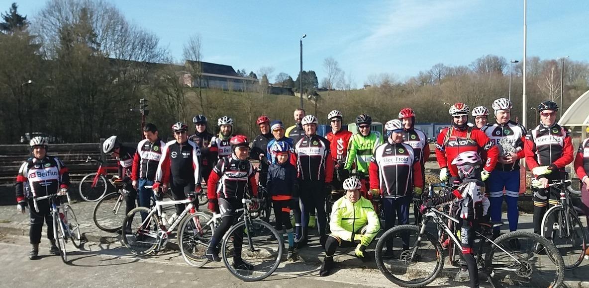 Route Joyeuse Cycliste - Walcourt
