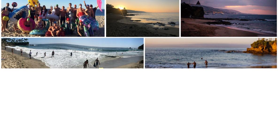 Big Chill Winter Swim Challenge - LBOWS  Cruise the Pacific Coast