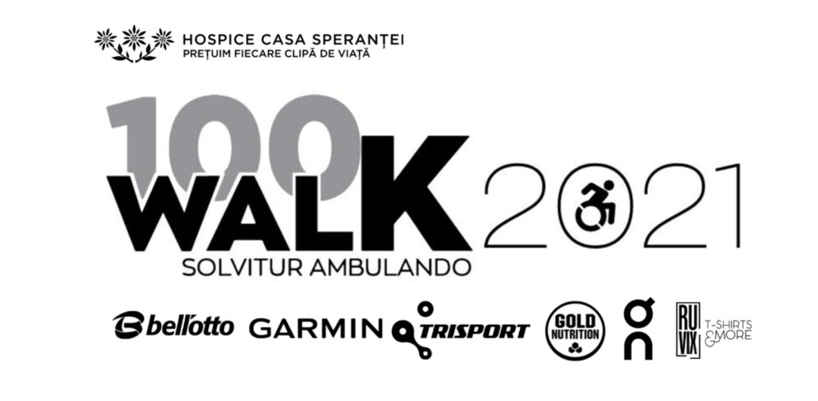 100K Walk