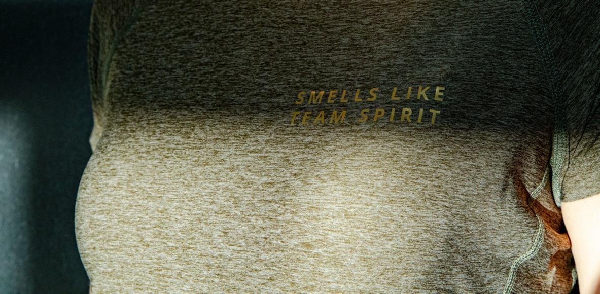 WAVE - Smells Like Team Spirit