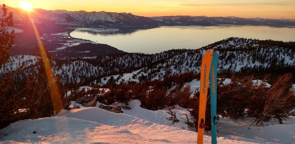 Tahoe Ski Area Mountaineering
