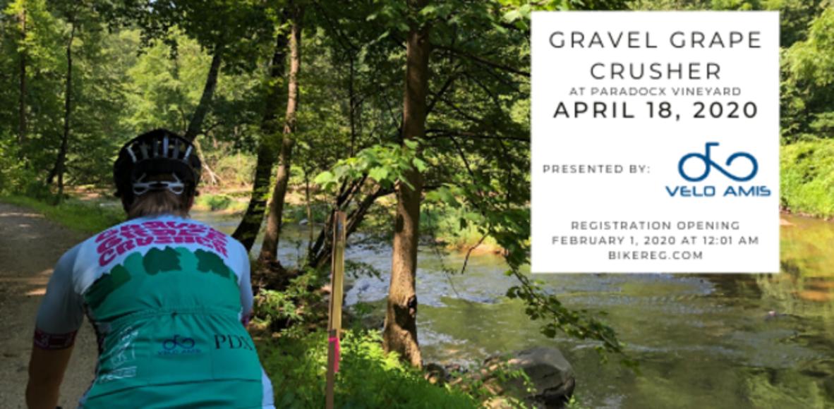 2020 Grande Gravel Grape Crusher