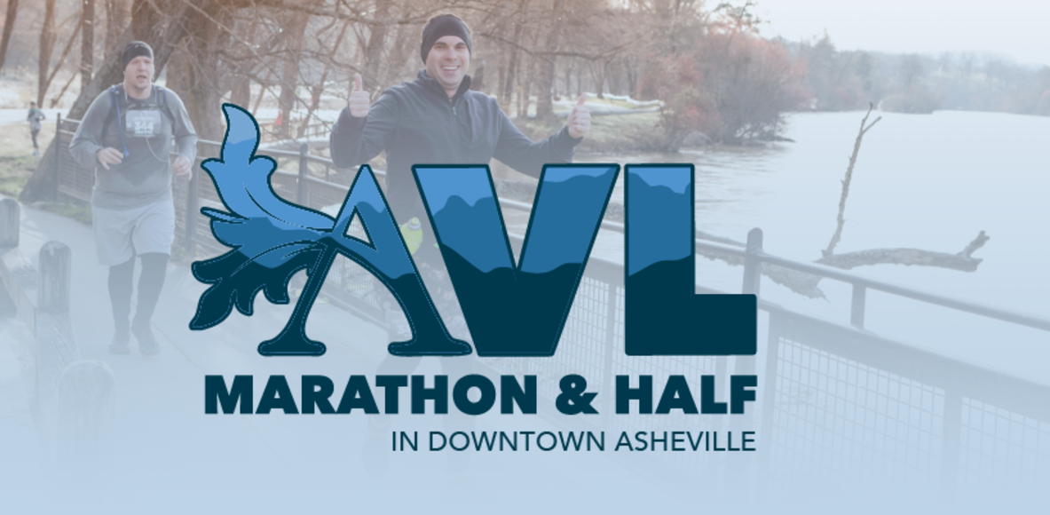 Asheville Marathon and Half (Relocated to Downtown Asheville)