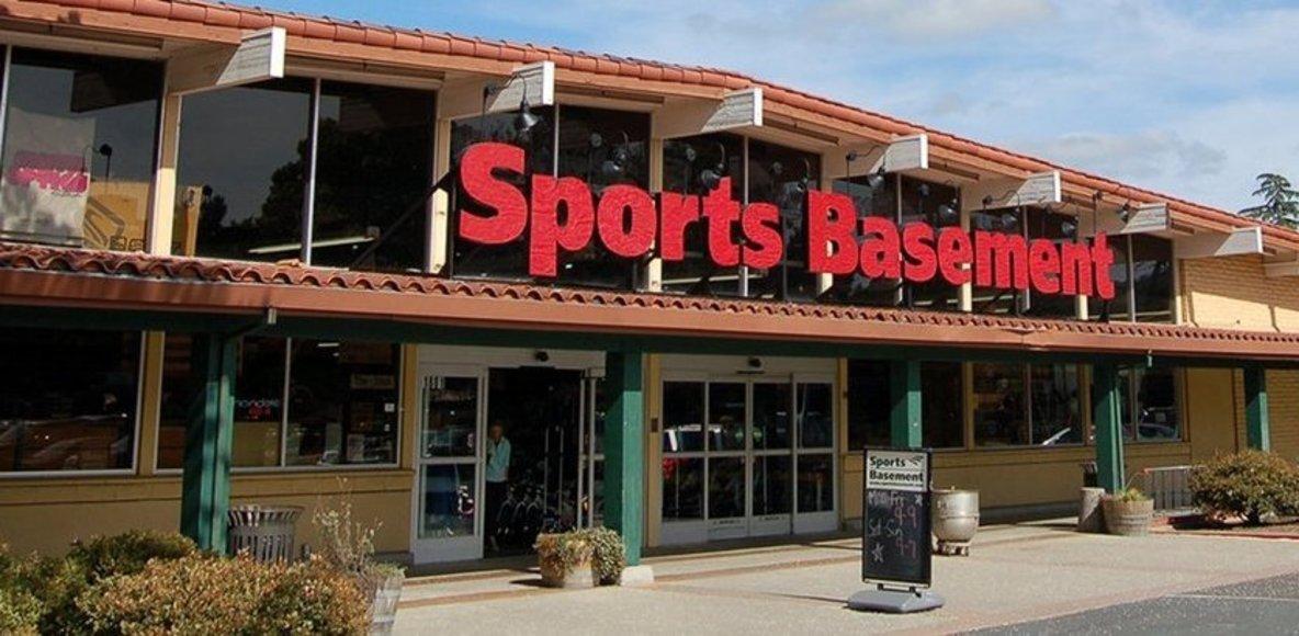 Sports Basement Walnut Creek