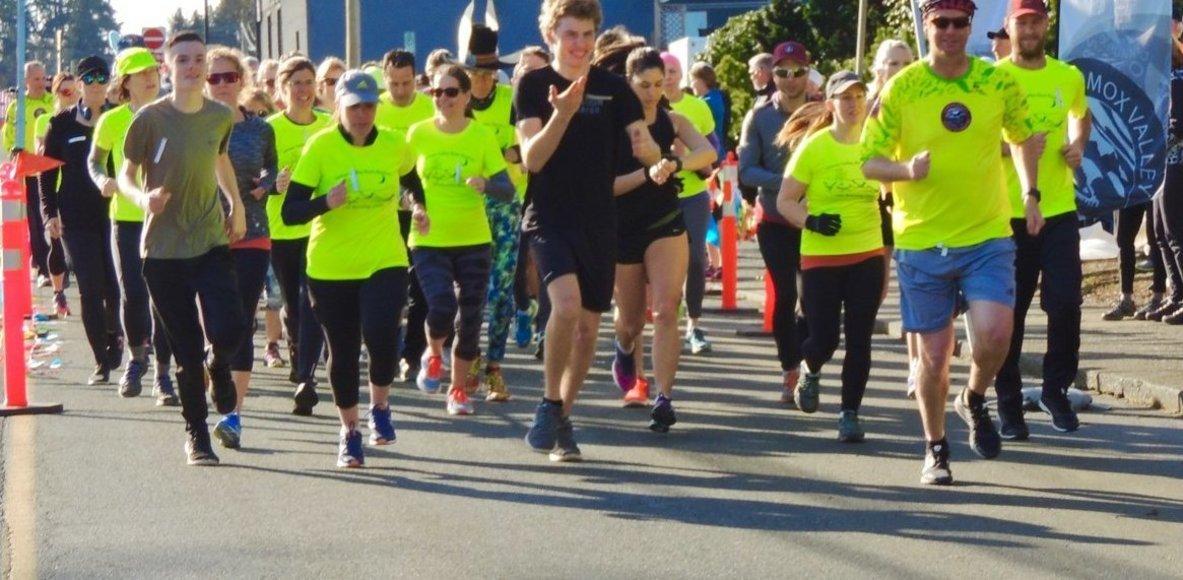 CVRR 5K Running Clinic