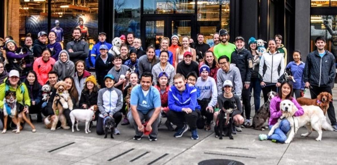 Brooks Trailhead Running Club