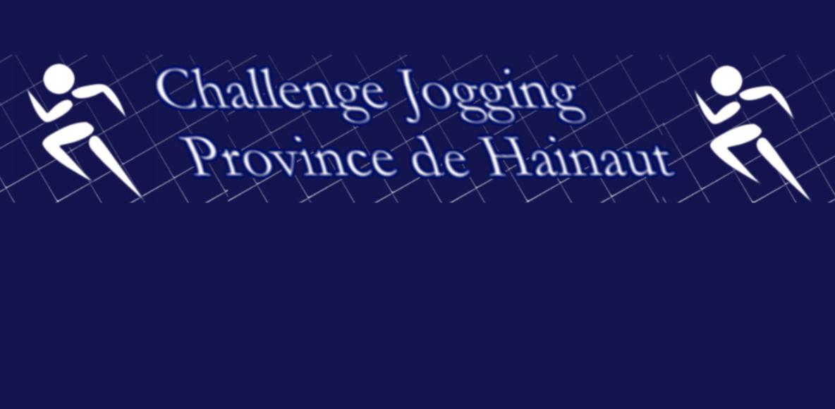 Challenge Province Hainaut Jogging