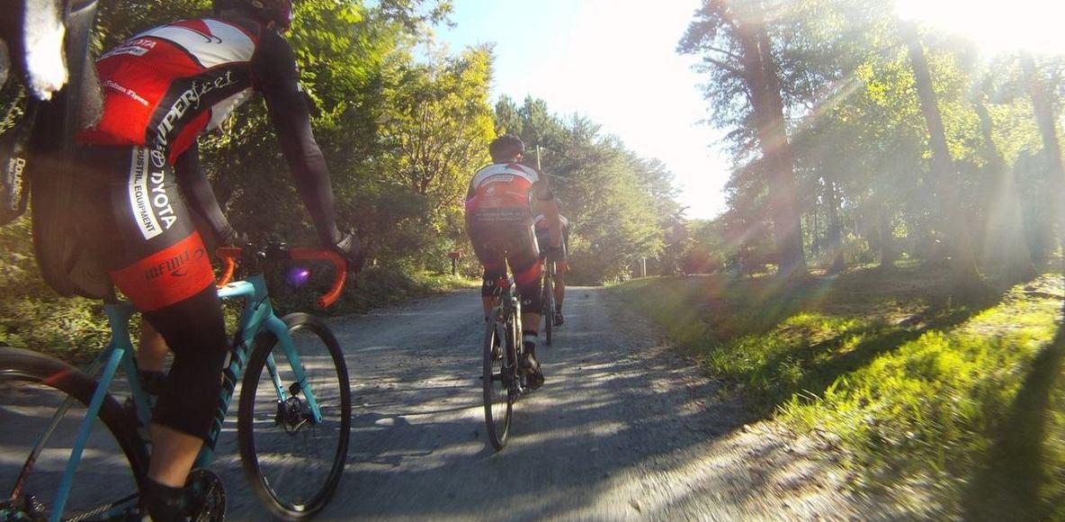 Toyota Forklifts Cycling Team (Fulton Flyers Cycling Club)